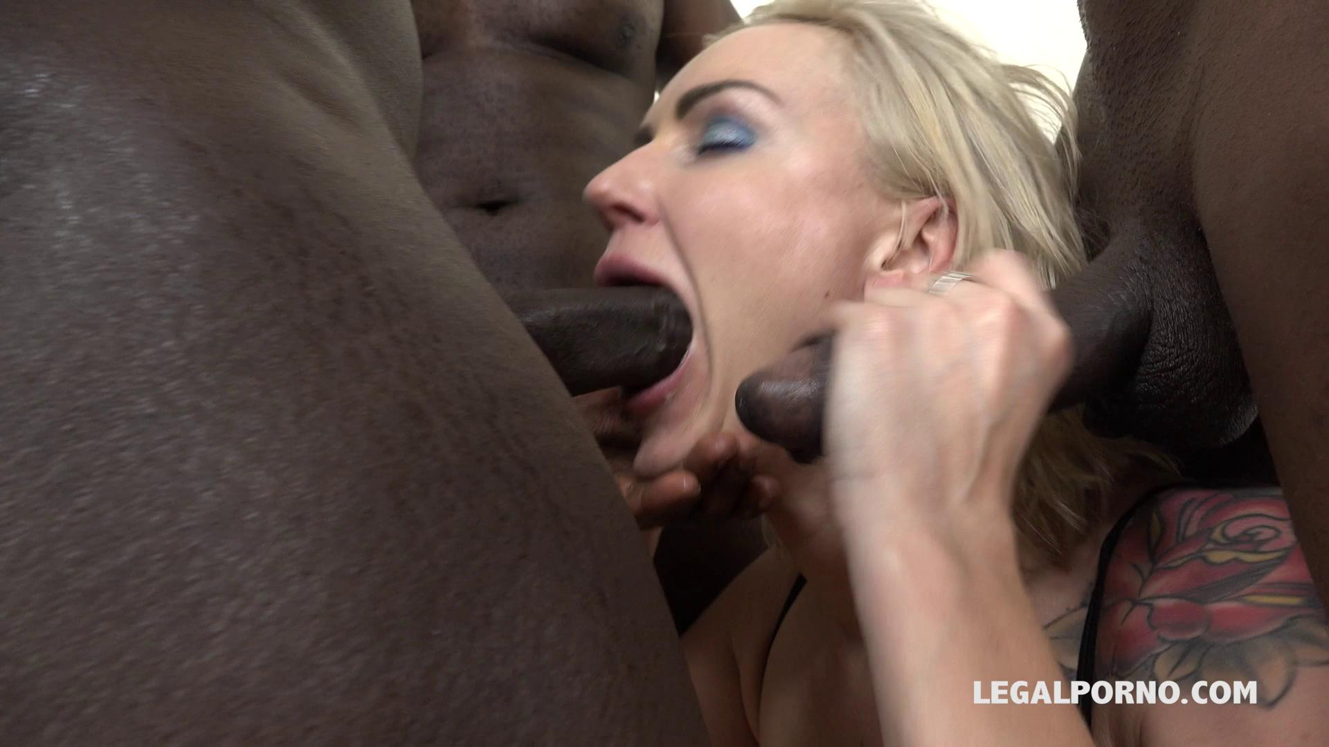 LegalPorno Russian Housewife Iskra Is Actually Anal Black Cock Hunting Slut IV059