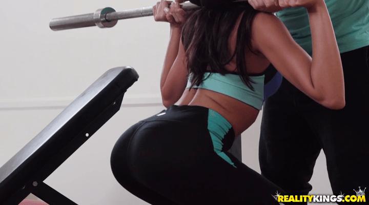 RKPrime – Olivia Lua Heavyweight Hardcore