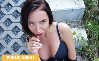 PublicAgent: Tourist Gets Multiple Orgasms in Car – Lola Bulgari