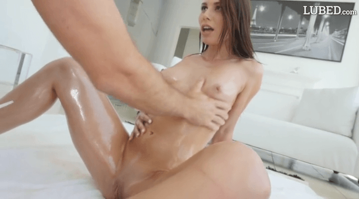 Lubed – Aidra Fox Deep Wet Strokes
