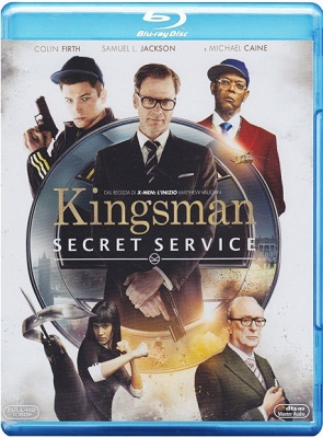 Kingsman: Secret Service (2015).avi BDRiP XviD AC3 - iTA