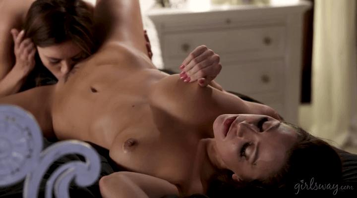 GirlsWay –  Shyla Jennings , Abigail Mac – Vampires Part Sisters