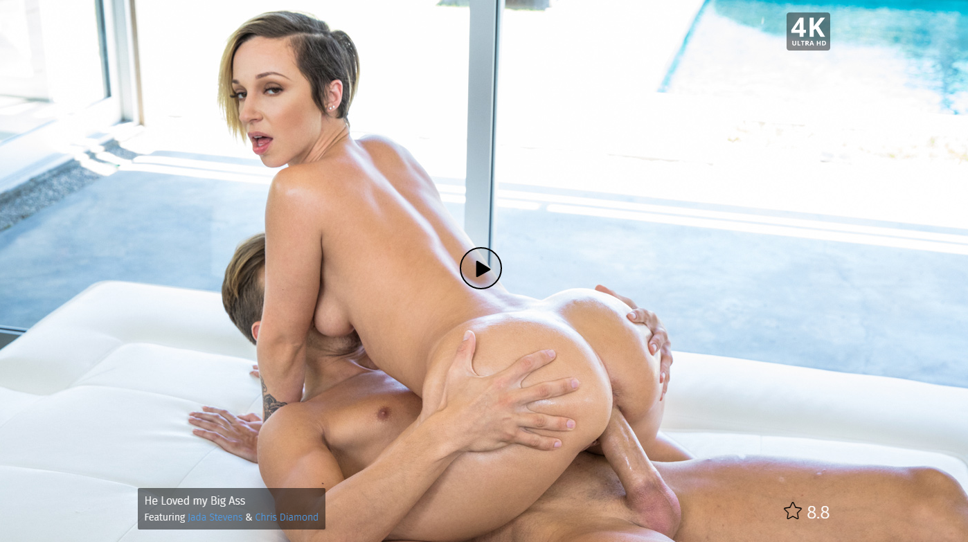 Vixen – He Loved my Big Ass hq – Jada Stevens