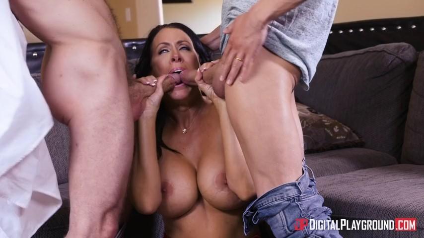 DigitalPlayground – How I Fucked Your Mother A DP XXX Parody Episode 3 – Reagan Foxx
