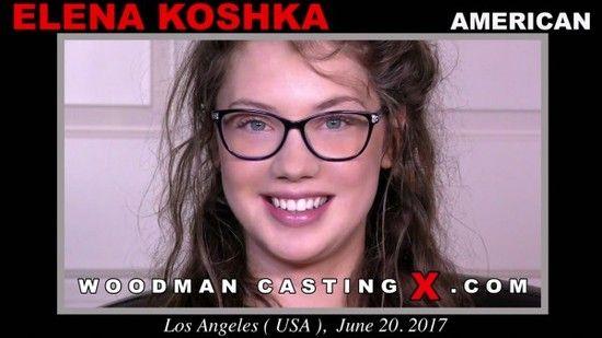 Elena Koshka – Casting X 177